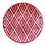 Ляган красный атлас 41 см