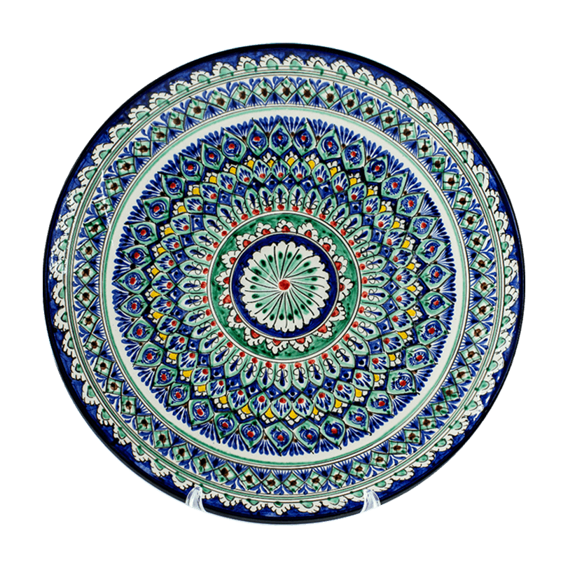 Ляган синий 41 см