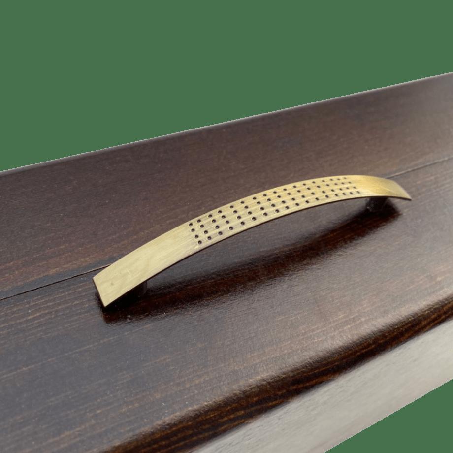 Подарочный набор в деревянной коробке «средний»