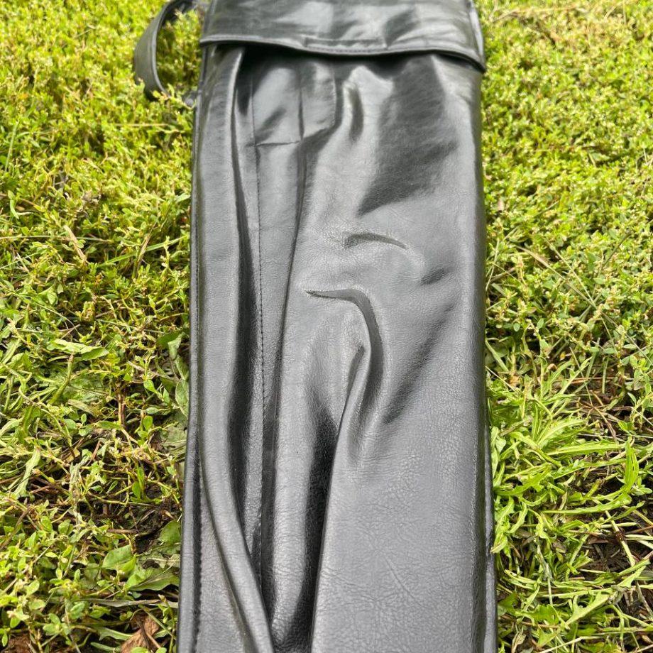 Подарочный набор шампура в чёрном чехле