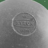 Чугунный казан 8л с крышкой сковородкой (SYTON)