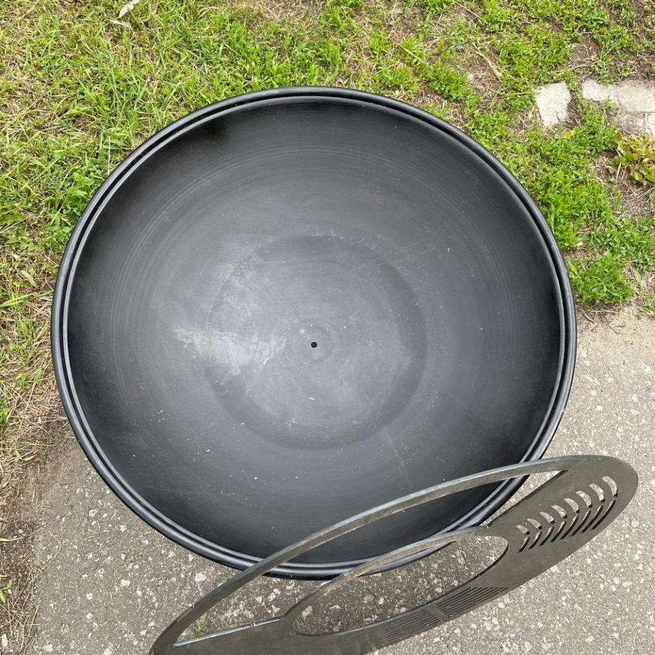 Костровая чаша гриль 80 см