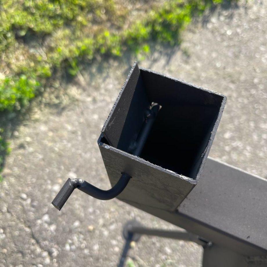 Комплект стандарт 12л с трубой и дверцей